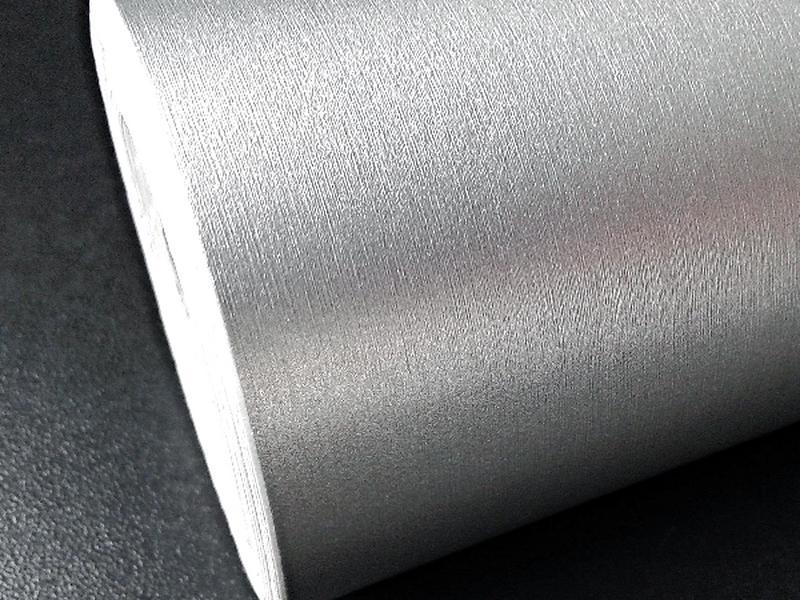 Платина серебро матовая