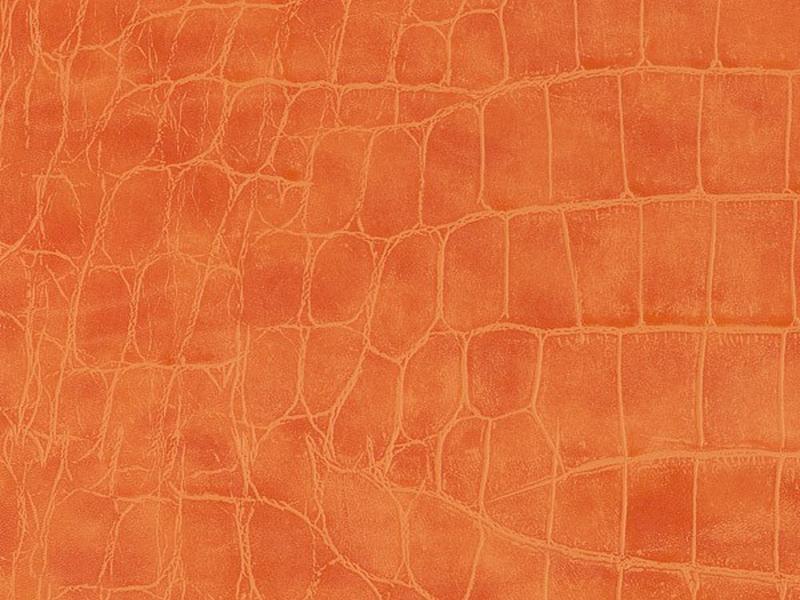 Крокодил оранжевый